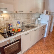 Villa Dorida Komarna, Apartment Mare, Kitchen